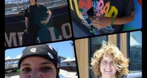 X GAME 洛杉矶 2012 女子街式滑板赛前热身图片