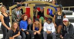 Street League 2015 Super Crown 女子组赛事选手视频