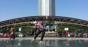 国内女滑手 – 采访:杨柳青