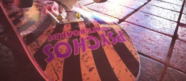 Psychos Skateboards 最新昆明预告片