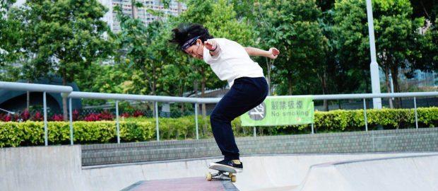 国内女滑手 – 采访:吕伊婷