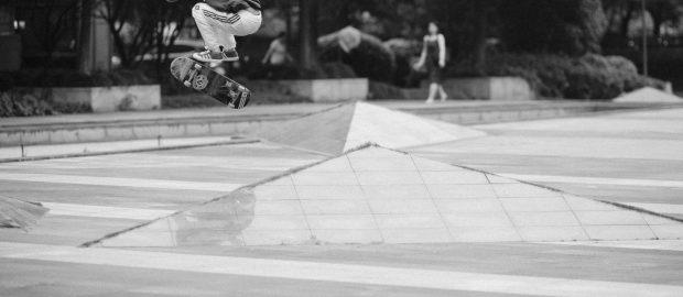 国外女滑手 – 采访:Mariah Durran